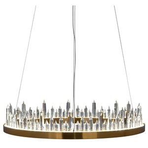 Richmond Interiors Ziggy Led Hanglamp