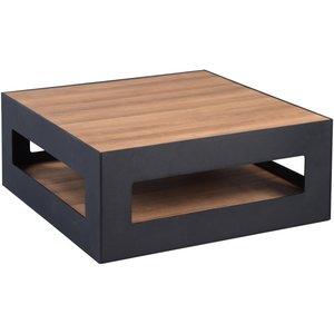 M2 Kollektion Cube Vierkante Salontafel