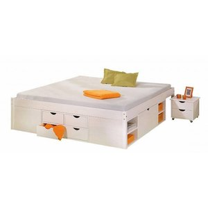 Inter Link SAS Till Bed 180 x 200 cm