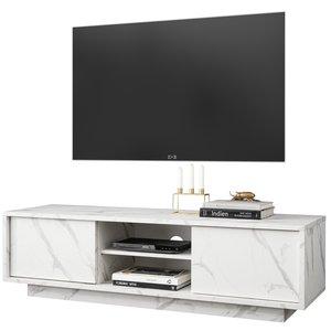 Benvenuto Design Carrara TV-meubel Wit