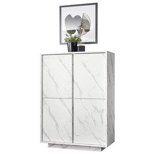 Benvenuto Design Carrara Opbergkast Wit