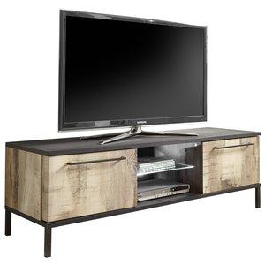 Benvenuto Design Mango TV-meubel Pero / Zwart