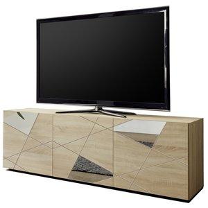 Benvenuto Design Vittoria TV-meubel Sonoma Eiken