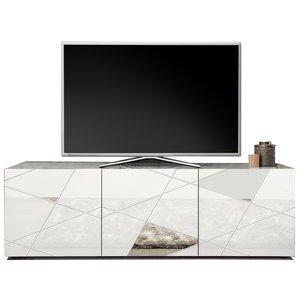 Benvenuto Design Vittoria TV-meubel Wit Hoogglans