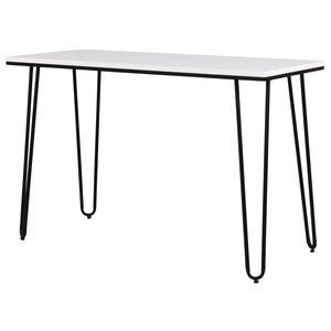 Tenzo Work Bureautafel Wit 120 cm