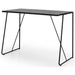 Tenzo Work Bureautafel Zwart 100 cm