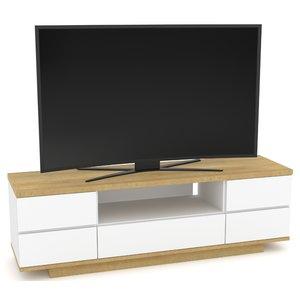 Maja Moebel Media TV-meubel 150 cm Eiken / Wit