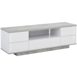 Maja Moebel Media TV-meubel 150 cm Beton / Wit