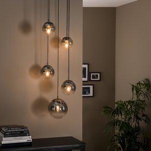 Davidi Design Bubble Hanglamp 5L Shaded