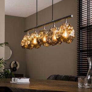 Davidi Design Rock Chromed Hanglamp 5L