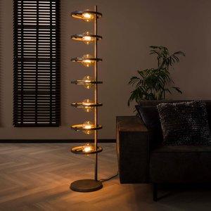 Davidi Design Circular Vloerlamp 7L
