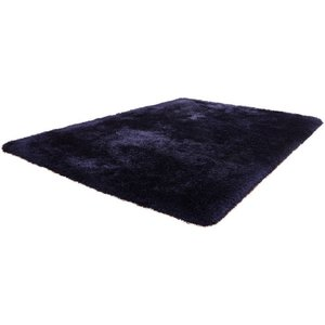 Kayoom Cosy 160 x 230 cm Vloerkleed Donkerblauw