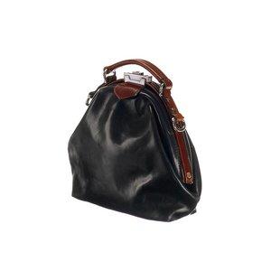 Mutsaers Ladies Bag - The Galore - Black / Dark brown