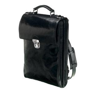 Mutsaers Ladies Bag - Leather Backpack - The Ryder - Black