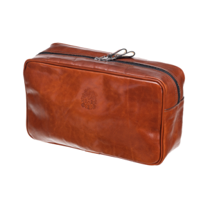 Mutsaers Toiletry bag - Cognac