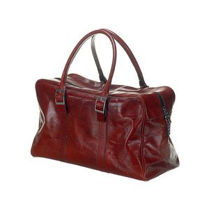 Mutsaers Weekend bag - The Traveler - Chestnut