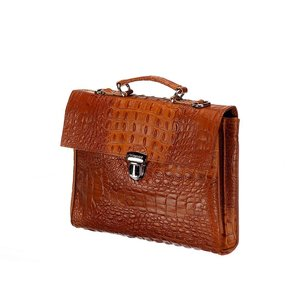 Mutsaers The Walker - Cognac Croco