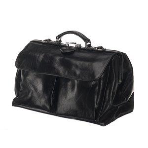 Mutsaers Leather Doctor's Bag - The Doctor - Black