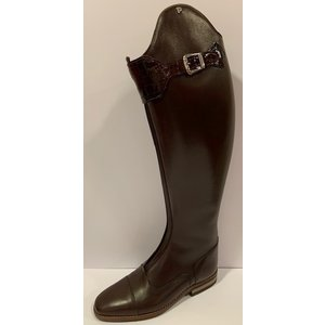 Petrie Polo Boots 25% discount P680-5.5 Petrie Superior medium brown UK size 7.5 49-39-36.5 custom