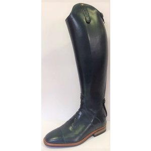 Petrie Jumping Boots (laced) 25% discount J601-4.0 Petrie Coventry blue calf leather UK size 4.0 45.5-37-35.5 custom