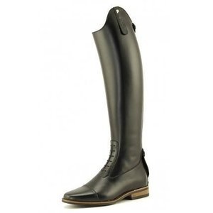 Petrie Jumping Boots (laced) 25% discount J607-6.5  Petrie Coventry black rind leather UK size 6.0 51-35 custom