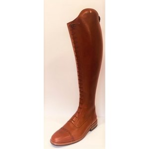 Petrie Polo Boots 25% discount J540-5.5 Petrie Superior Classic in croco cognac UK 5.5 49-40 custom made