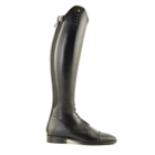 Petrie Boots Petrie Mila black Laced Ridingboot with whipholder with Swarowski Rhinestones