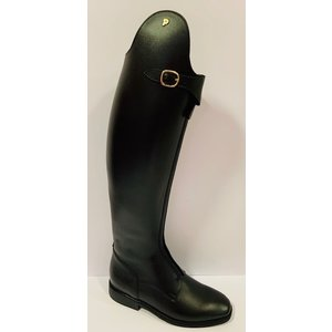 Petrie Polo Boots 25% discount P677-5.0 Petrie Athene Polo black rind leather UK 5.0 48-35
