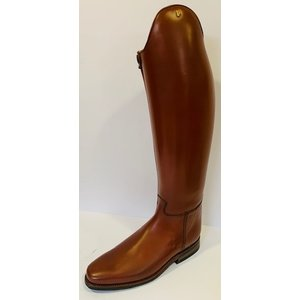 Petrie Dressage Boots 25% Discount D738-6.0 Petrie Anky Elegance in cognac calf leather UK size 6.0 45-37.5-34 custom