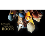 Customize Your Boots