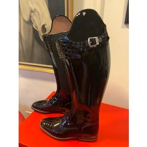 Petrie Polo Boots 25% discount P001-5.5 Petrie Superior zwart UK size  5.5 43 L42-R43