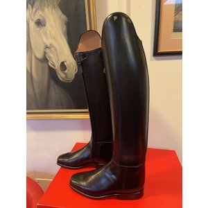 Petrie Dressage Boots 25% Discount D009-6.5  Petrie Anky Elegance in black calf leather UK size 6.5 49-35.5-34.5