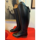 Petrie Jumping Boots (laced) 25% discount J003-6.0  Petrie Coventry black  calf leather, UK  6.0 48-40.5-36