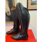 Petrie Zipper Boots (at the back) 25% discount Z005-8.5 Petrie Stockholm in grey calf leather UK size 8.5 47-47-43