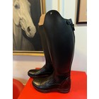 Petrie Zipper Boots (at the back) 25% discount Z006-43 Petrie Soft Rider in black cow leather 43 48-41