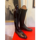 Petrie Polo Boots 25% discount P012-6.5  Petrie Superior black  + patent leather shaft UK 6.5 44-36-33.5