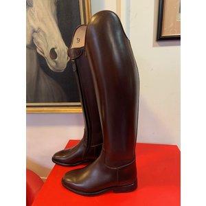 Petrie Dressage Boots 25% Discount D017-3.5 Petrie Sublime Dressage in brown calf leather size 3.5 44-35-33