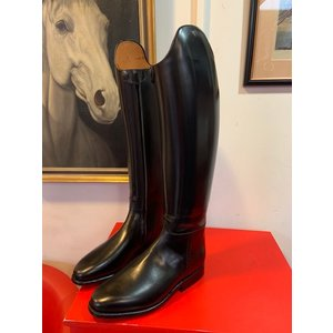Petrie Dressage Boots 25% Discount D016-9.5  Petrie Anky Elegance in black calf leather UK size 8.0 49-38-36
