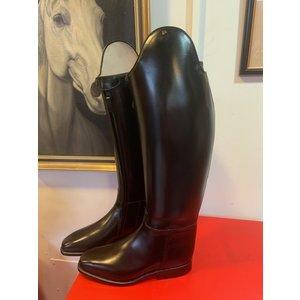 Petrie Dressage Boots 25% Discount D025-8.0  Petrie Anky Elegance in black calf leather UK size 8.0 47 L45.5 R 43,5 -40