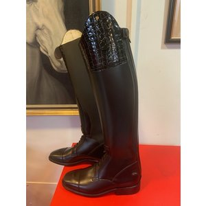 Petrie Jumping Boots (laced) 25% discount Z012-5.0 Petrie Melbourne Juvenile extra with croco top 5.0 47-35 XHE