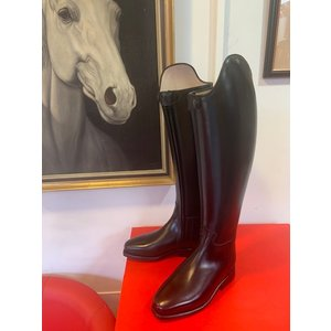 Petrie Dressage Boots 25% Discount D034-2.0  Petrie Anky Elegance in black calf leather UK size 2.0 44-35-34