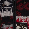 Shakaloha Patchwork Happy Nepalese Knit Woollen Jacket with fleece inside lining for Women