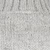 Shakaloha Flash Collar graue Strickjacke mit Stehkragen fÌÎ_r Damen und Herren