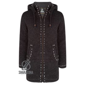 Shakaloha Trinity Wool Woman's Jacket with full fleece lining