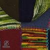 Lang Patchwork vest Multi voor dames