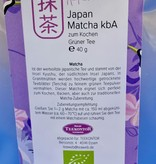 Japan Matcha kbA. zum Kochen