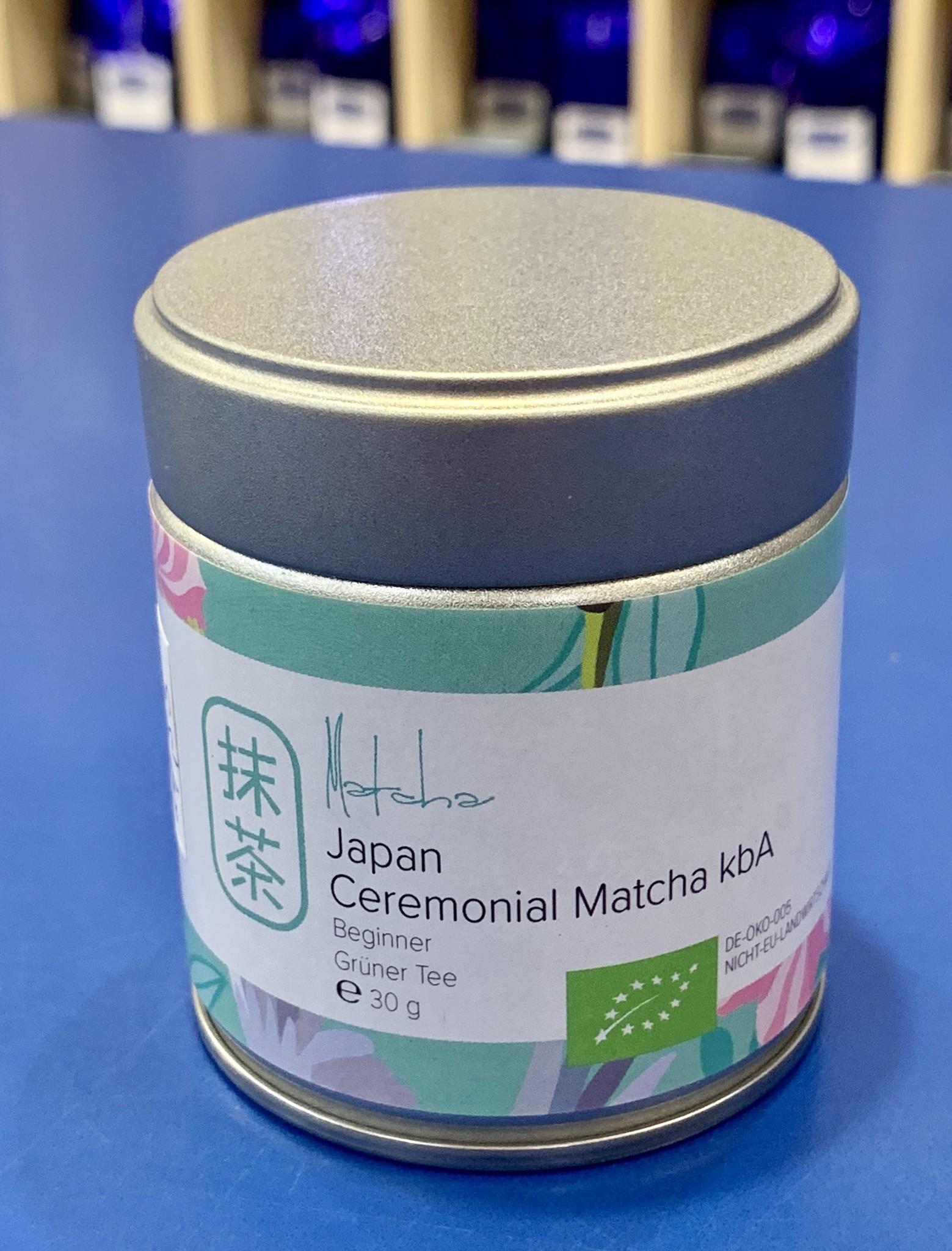 Bio Matcha Japan Ceremonial - Beginner kbA.