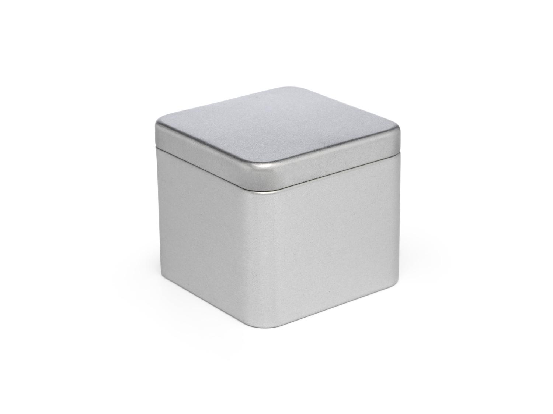 Bambus Teebox mit 6 Teedosen (schwarz)