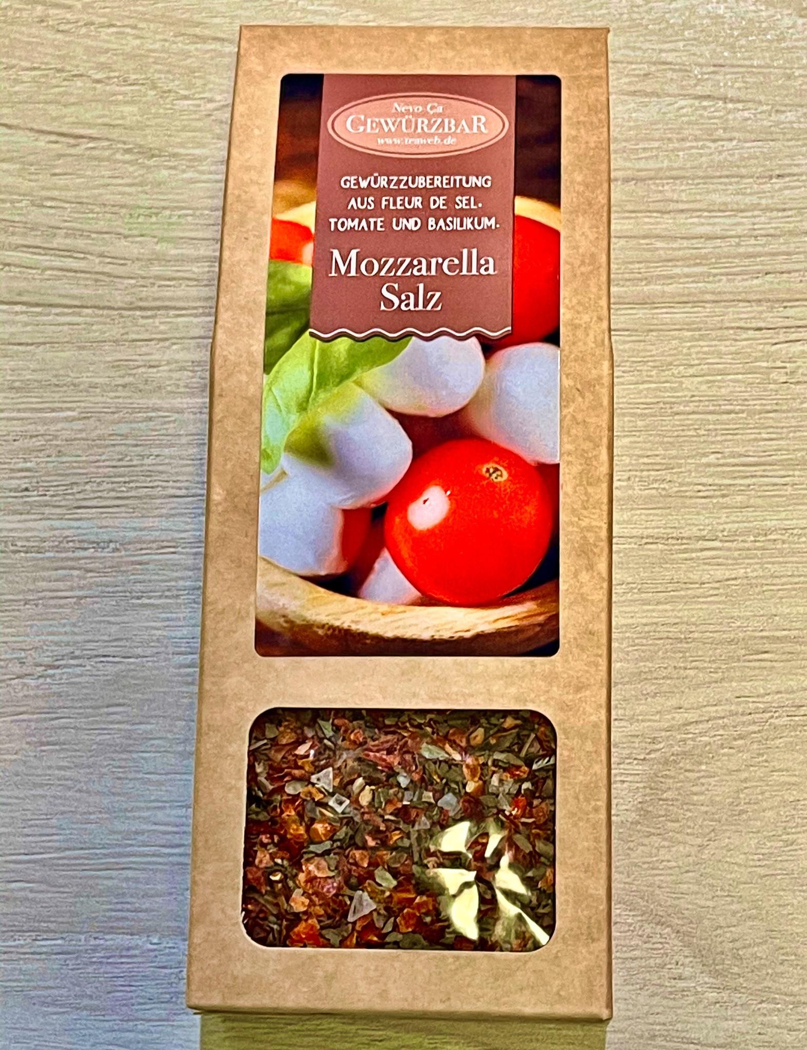 Mozarella Salz