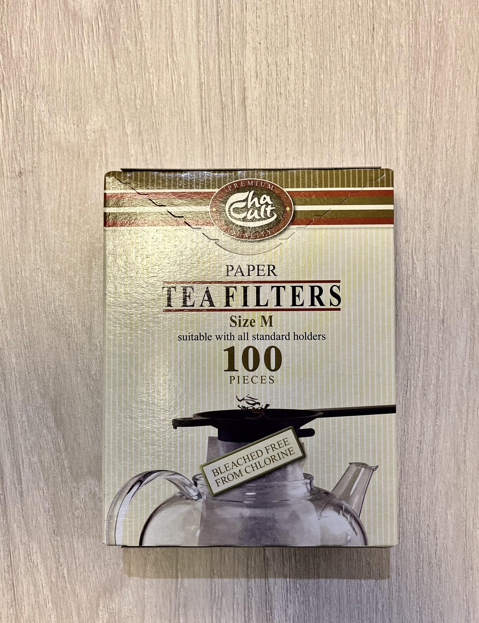Papier Teefilter Größe M